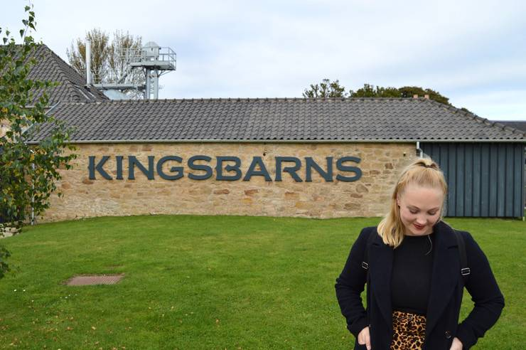 Had a lovely day trip to Fife to check out Kingsbarns & Darnleys Gin Distillery. A perfect combination of gin and whisky!