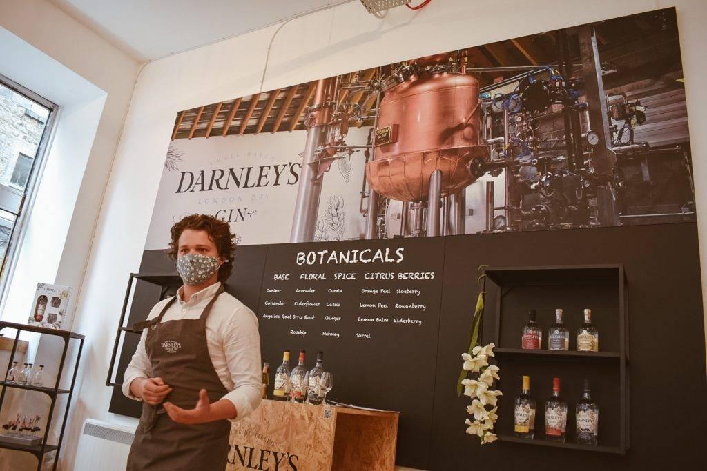 darnleys gin experience