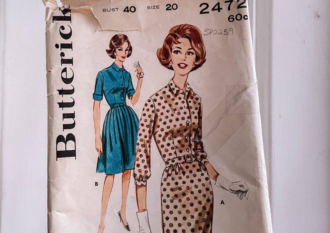 Butterick 2472